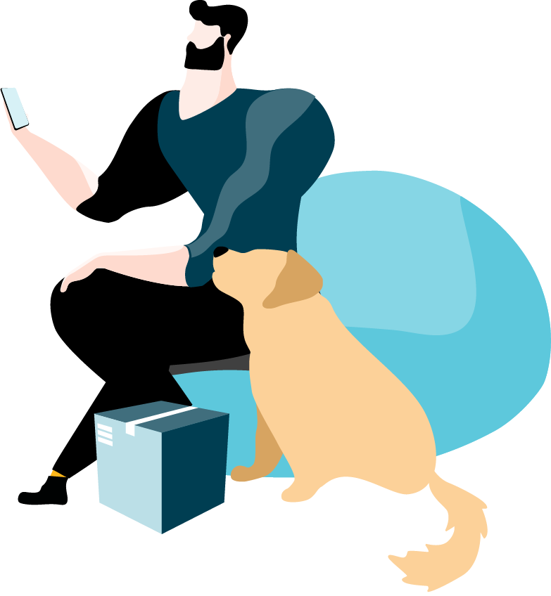 Route-illustration-guide_upd_Man&dog