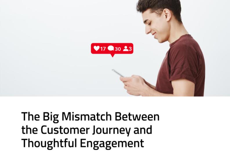 customer journey thoughtful engagement